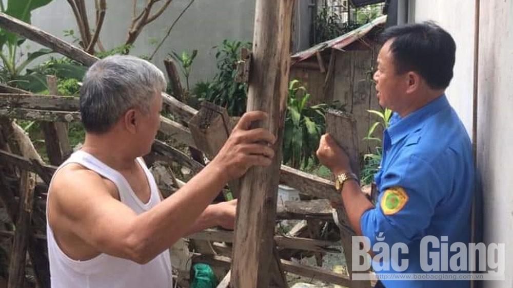 Bước đầu khắc phục tình trạng tắc nghẽn hệ thống thoát thải tại TP Bắc Giang